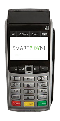 SmartPayNI WiFi enabled Terminal